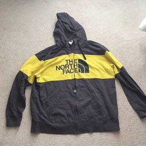 Full Zip Hooded Jacket